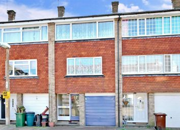 Thumbnail 3 bed town house for sale in Beverley Close, Rainham, Gillingham, Kent