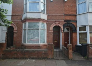Thumbnail 2 bed flat to rent in Stuart Street, West End, Leicester