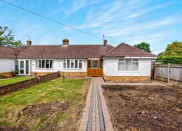 Thumbnail 2 bed semi-detached bungalow for sale in Woodstock Avenue, Waterlooville