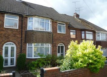 Thumbnail 4 bed terraced house to rent in Knight Avenue, Stoke, Coventry