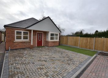 Thumbnail 2 bed detached bungalow for sale in Christophers Court, Ashby Road, Markfield, Leicetsreshire