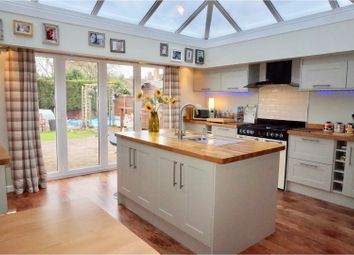 Thumbnail 3 bed bungalow for sale in Cotton Croft, Shepshed