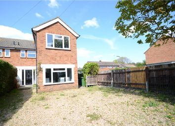 Thumbnail 3 bed semi-detached house for sale in Rorkes Drift, Mytchett, Camberley