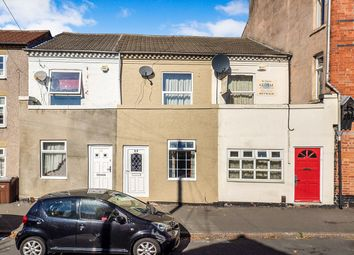 Thumbnail 3 bed terraced house for sale in Sandon Street, Nottingham