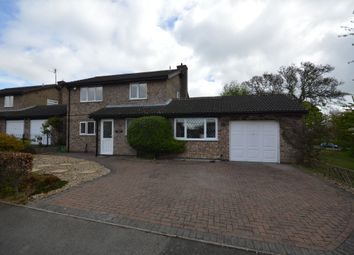 Thumbnail 3 bed detached house for sale in Bainbridge Road, Wigston Meadows, Leicester