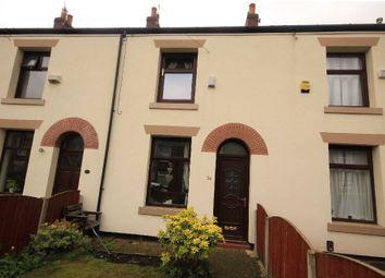 Thumbnail 2 bedroom terraced house for sale in Rodney Street, Castleton, Rochdale