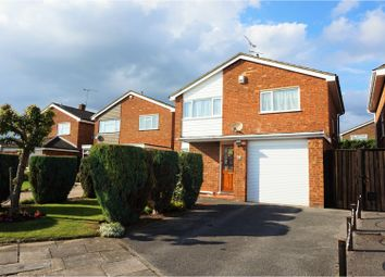 Thumbnail 3 bed detached house for sale in Benson Close, Luton