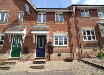 Thumbnail 2 bedroom terraced house for sale in Swallowtail Close, Pinewood, Ipswich
