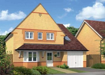 "Thumbnail 4 bedroom detached house for sale in ""Harborough"" at Arnold Drive, Corby"