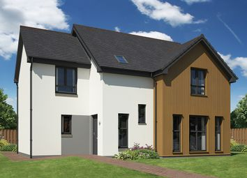 Thumbnail 4 bed detached house for sale in 103 Seafield Circle, Off Barhill Road, Buckie