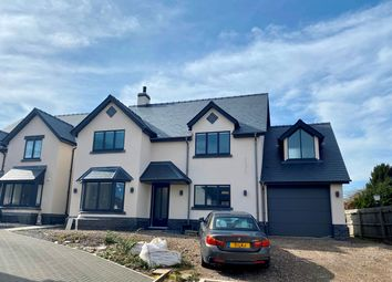 Thumbnail 4 bed detached house for sale in Pleasant Retreat, Goytre, Pontypool