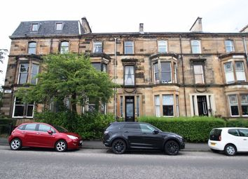 Thumbnail 3 bed flat to rent in Hyndland Road, Glasgow
