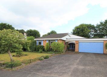 Thumbnail 3 bed detached bungalow for sale in Moorlands, West Hill, Ottery St. Mary