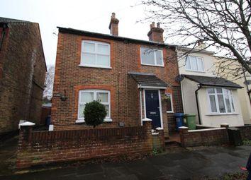 Thumbnail 2 bed terraced house for sale in Highland Road, Aldershot
