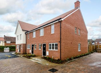 Thumbnail 3 bed end terrace house for sale in High Street, Watton, Thetford