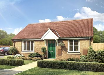 Thumbnail 2 bed bungalow for sale in Wardentree Lane, Pinchbeck