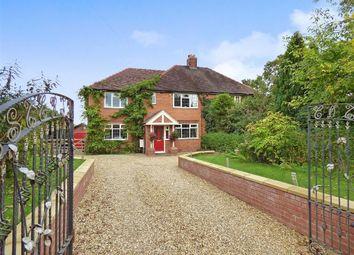 Thumbnail 4 bedroom semi-detached house for sale in Wrinehill Road, Wybunbury, Nantwich