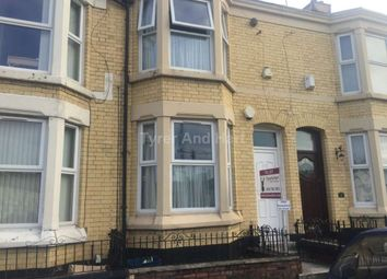 Thumbnail 3 bedroom shared accommodation to rent in Albany Road, Kensington, Liverpool