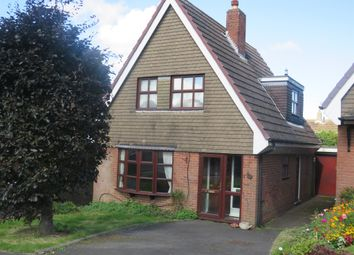 Thumbnail 3 bedroom detached house for sale in Gleneagles Drive, Tividale, Oldbury
