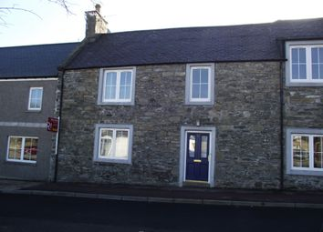 Thumbnail 3 bed terraced house to rent in Masonic Court, Keith, Moray