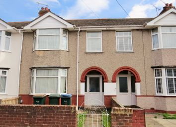 Thumbnail 3 bed terraced house to rent in Wykeley Road, Coventry