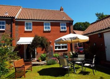 Thumbnail 4 bedroom end terrace house for sale in Heacham, King's Lynn, Norfolk