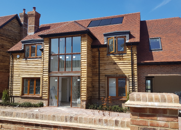 Thumbnail 4 bed detached house for sale in Trinity Hill, Medstead