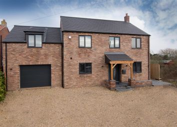 Thumbnail 4 bedroom detached house for sale in Main Road, Toynton All Saints, Spilsby