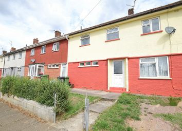 Thumbnail 3 bed terraced house for sale in Crundale Crescent, Llanishen, Cardiff.