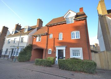 Thumbnail 3 bedroom detached house for sale in Wharton Drive, Springfield, Chelmsford