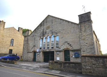 Thumbnail 2 bedroom flat for sale in Quickmere Court, Stamford Road, Mossley