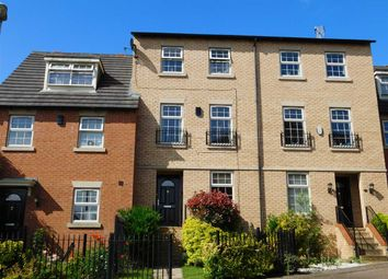 Thumbnail 4 bed town house for sale in Renaissance Drive, Churwell, Morley