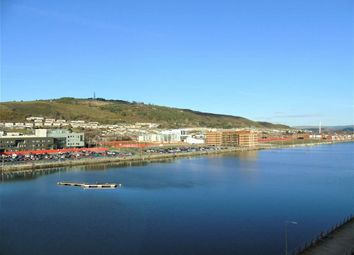 Thumbnail 2 bedroom flat for sale in South Quay, Kings Road, Swansea