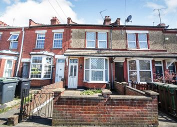 Thumbnail 2 bed terraced house for sale in Ramridge Road, Luton