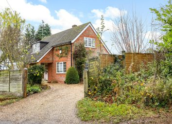 Thumbnail 3 bed detached house for sale in College Lane, Ellisfield, Basingstoke, Hampshire