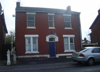 Thumbnail 2 bed flat to rent in Watling Street Road, Preston, Lancashire