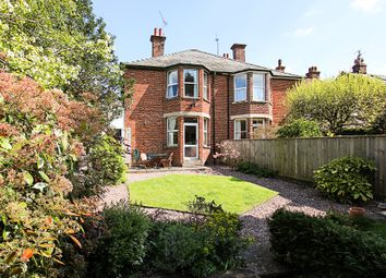 Thumbnail 3 bedroom semi-detached house for sale in Cardigan Street, Newmarket