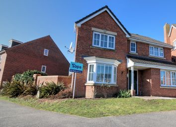 4 bed detached house for sale in Londinium Way, North Hykeham, Lincoln LN6