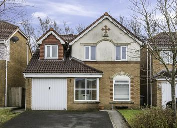 Thumbnail 3 bed detached house for sale in Cutland Way, Littleborough