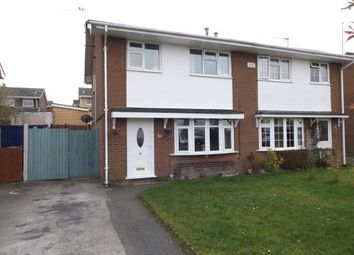 Thumbnail 3 bed semi-detached house for sale in St. Andrews Road, Colwyn Bay, Conwy