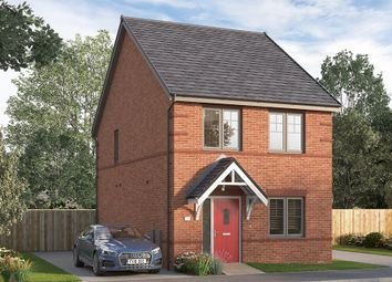 "Thumbnail 3 bed property for sale in ""The Lorton Detached"" at Heath Lane, Earl Shilton, Leicester"