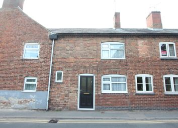 Thumbnail 2 bed terraced house for sale in Dragon Lane, Newbold Verdon, Leicester