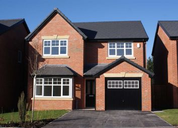 Thumbnail 4 bedroom detached house for sale in Hough Fold Way, Harwood, Bolton