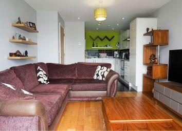 Thumbnail 1 bedroom flat for sale in Maxwell Road, Borehamwood