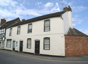 Thumbnail 2 bed end terrace house for sale in Court Street, Upton-Upon-Severn, Worcester