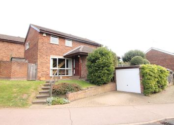 Thumbnail 4 bed detached house for sale in Harmans Way, Weedon