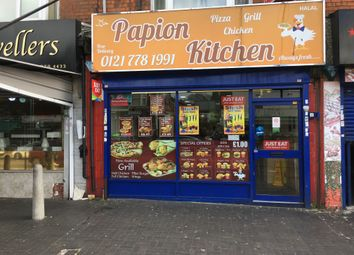 Thumbnail Retail premises for sale in Stratford Road, Birmingham