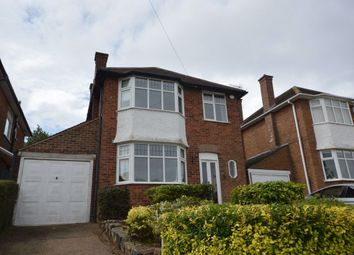 3 bed detached house to rent in Stanhome Drive, West Bridgford, Nottingham NG2