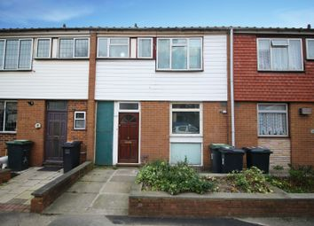 Thumbnail 3 bed terraced house for sale in Crowmarsh Gardens, Forest Hill, Greater London