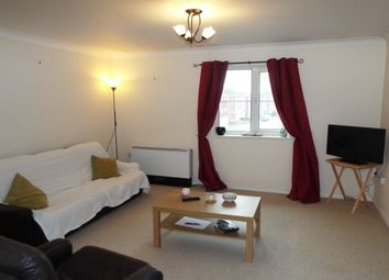 Thumbnail 2 bedroom flat to rent in Beaufort Square, Pengam Green, Cardiff